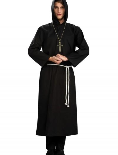 Black Monk Robe, halloween costume (Black Monk Robe)