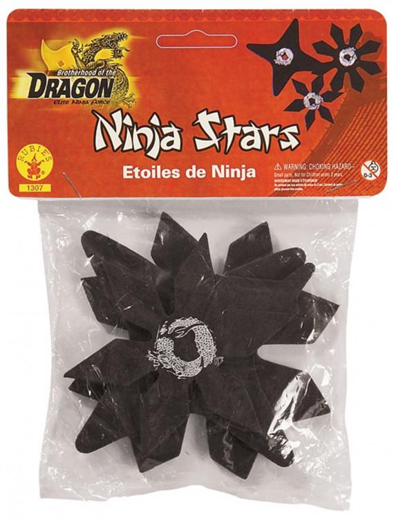 Black Ninja Stars, halloween costume (Black Ninja Stars)