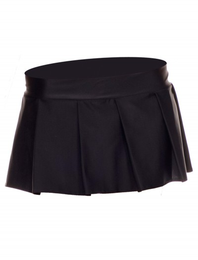 Black Pleated Skirt, halloween costume (Black Pleated Skirt)