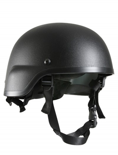 Black Tactical Helmet, halloween costume (Black Tactical Helmet)
