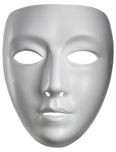 Blank Female Mask, halloween costume (Blank Female Mask)