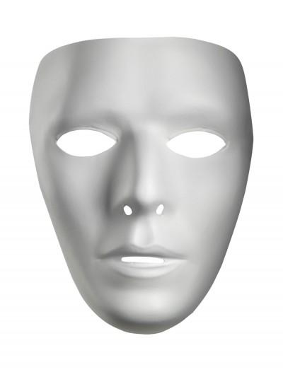 Blank Male Mask, halloween costume (Blank Male Mask)