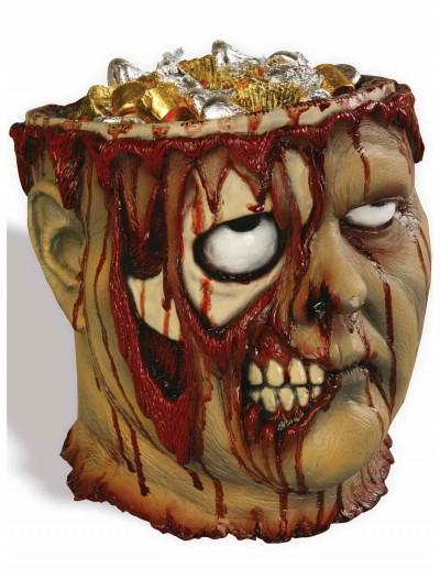 Bleeding Zombie Bowl, halloween costume (Bleeding Zombie Bowl)