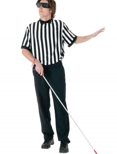 Blind Referee Costume, halloween costume (Blind Referee Costume)
