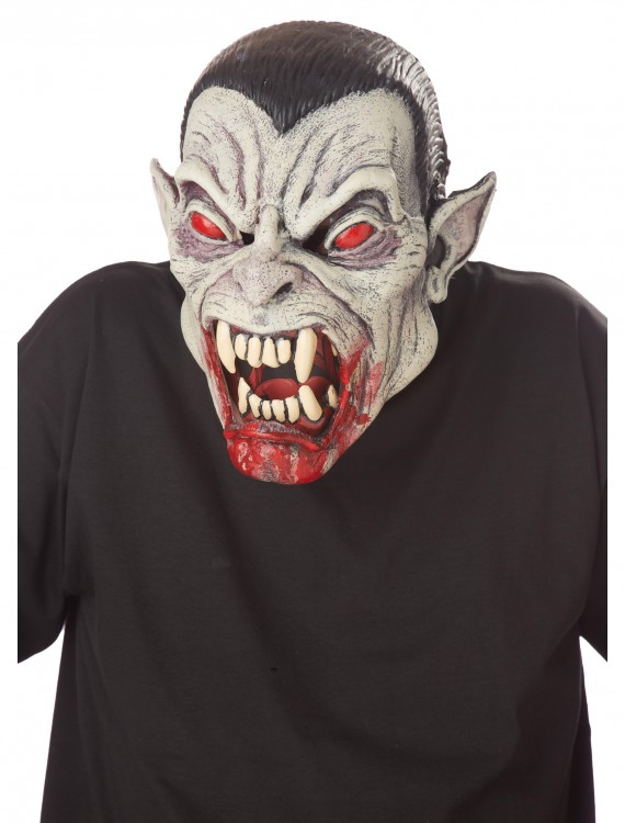 Blood Fiend Ani-Motion Mask, halloween costume (Blood Fiend Ani-Motion Mask)