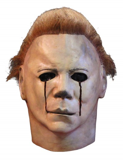 Blood Tears Halloween II Mask, halloween costume (Blood Tears Halloween II Mask)