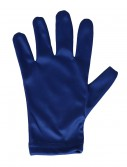 Blue Gloves, halloween costume (Blue Gloves)