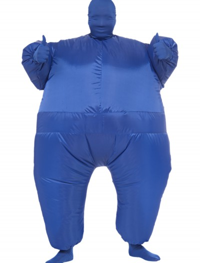 Blue Infl8's Costume, halloween costume (Blue Infl8's Costume)