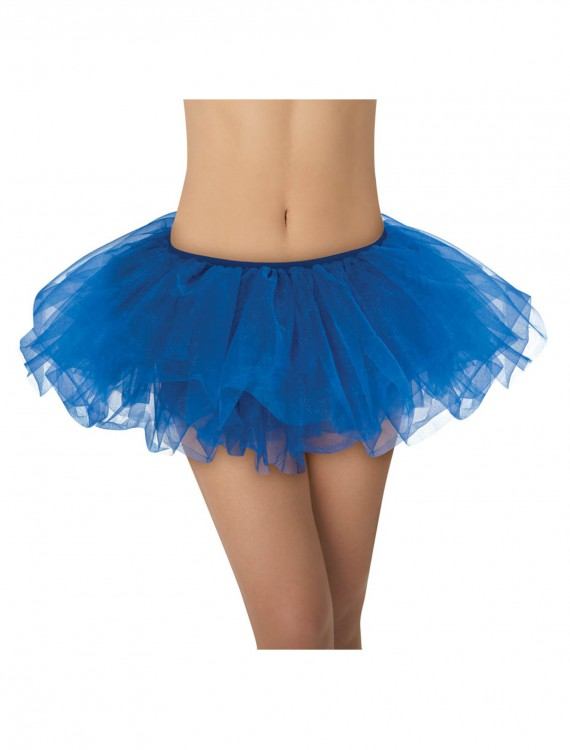 Blue Tutu, halloween costume (Blue Tutu)