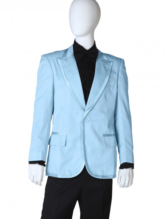 Blue Tuxedo Coat, halloween costume (Blue Tuxedo Coat)