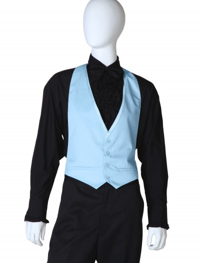 Blue Tuxedo Vest, halloween costume (Blue Tuxedo Vest)
