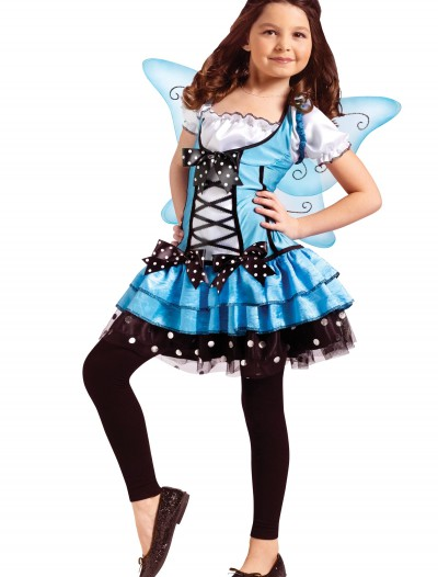 Bluebelle Fairy Child Costume, halloween costume (Bluebelle Fairy Child Costume)