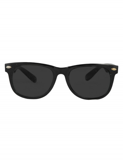 Blues Glasses Black, halloween costume (Blues Glasses Black)