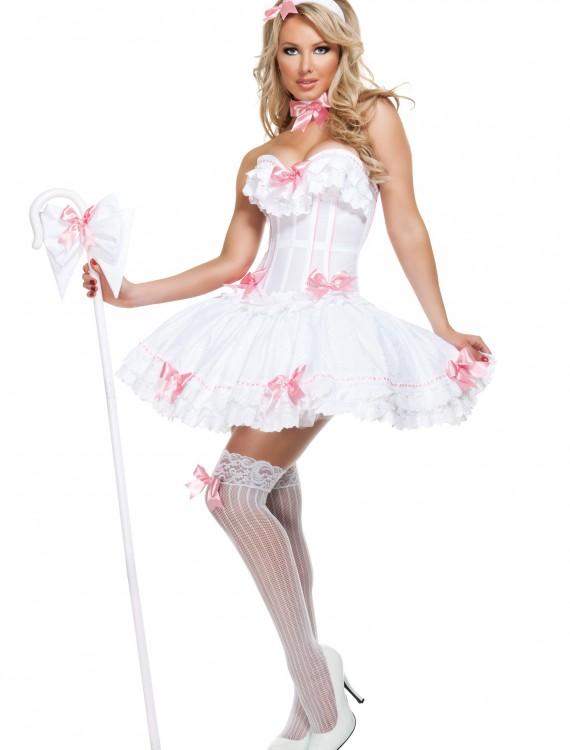 Bo Peep Carousel Costume, halloween costume (Bo Peep Carousel Costume)