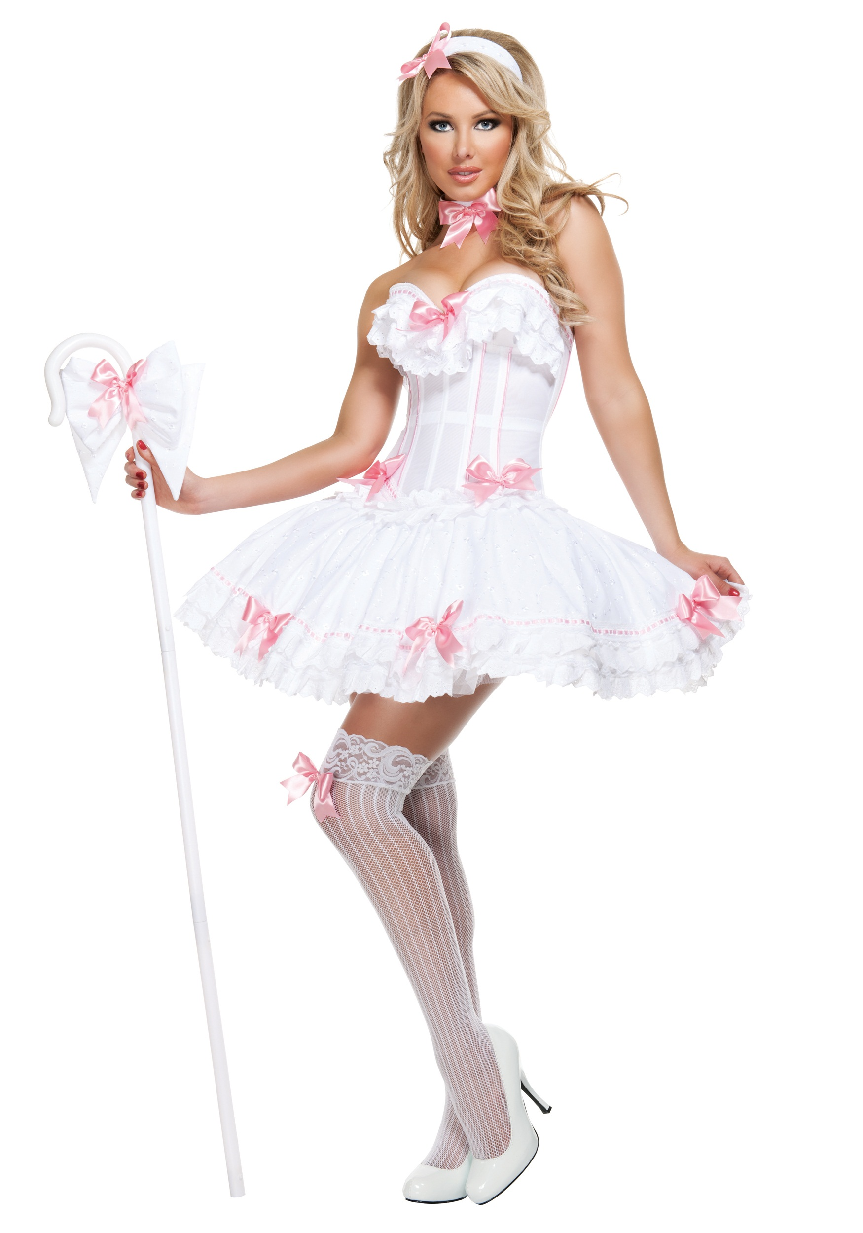 adults halloween Bo peep costumes