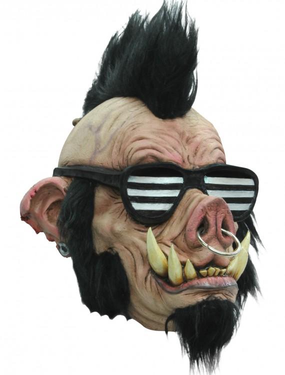 Boar Punk, halloween costume (Boar Punk)