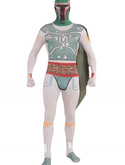 Boba Fett 2nd Skin Suit, halloween costume (Boba Fett 2nd Skin Suit)