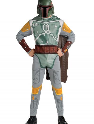 Boba Fett Adult Costume, halloween costume (Boba Fett Adult Costume)