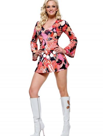 Bohemian GoGo Girl Costume, halloween costume (Bohemian GoGo Girl Costume)