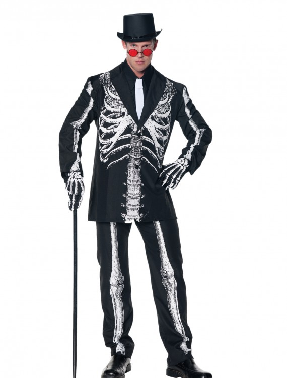 Bone Daddy Costume, halloween costume (Bone Daddy Costume)