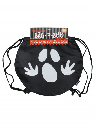 Boo Boo Drawstring Backpack, halloween costume (Boo Boo Drawstring Backpack)