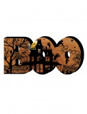 Wood Boo Sign, halloween costume (Wood Boo Sign)