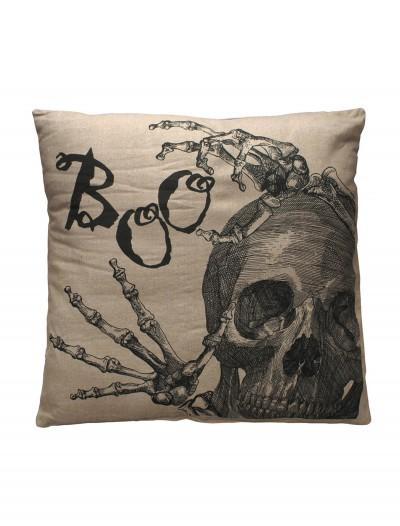 Boo Skeleton Pillow, halloween costume (Boo Skeleton Pillow)