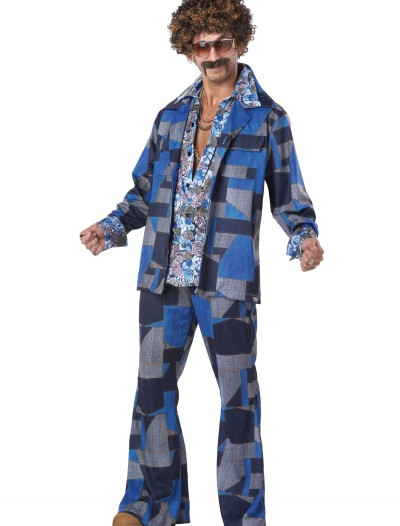 Boogie Nights Leisure Suit Costume, halloween costume (Boogie Nights Leisure Suit Costume)