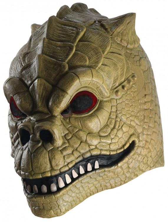 Bossk Latex Mask, halloween costume (Bossk Latex Mask)