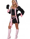 Boxer Girl Costume, halloween costume (Boxer Girl Costume)