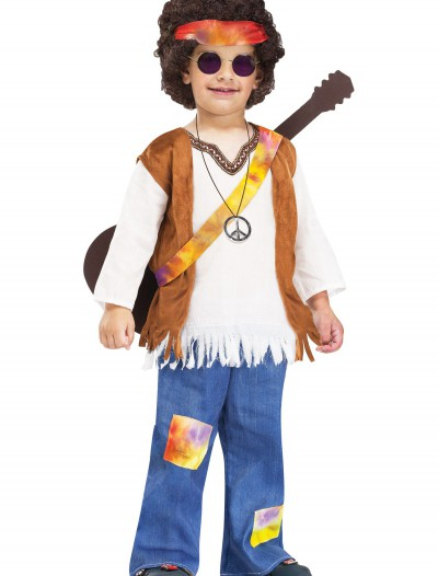 Boy Hippie Costume, halloween costume (Boy Hippie Costume)