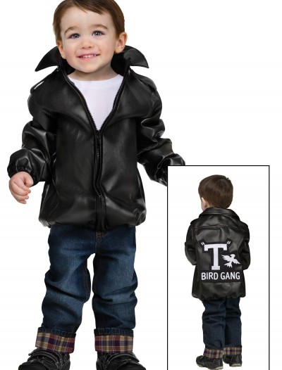 Boys 50s Greaser Jacket, halloween costume (Boys 50s Greaser Jacket)