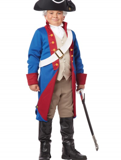 Boys American Patriot Costume, halloween costume (Boys American Patriot Costume)