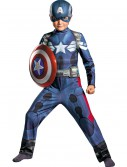 Boys Captain America 2 Classic Movie Costume, halloween costume (Boys Captain America 2 Classic Movie Costume)