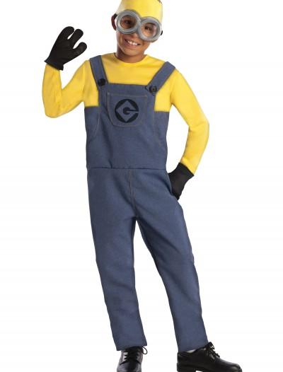 Boys Minion Dave Costume, halloween costume (Boys Minion Dave Costume)