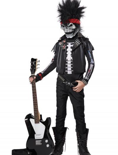 Boys' Dead Man Rockin' Costume, halloween costume (Boys' Dead Man Rockin' Costume)