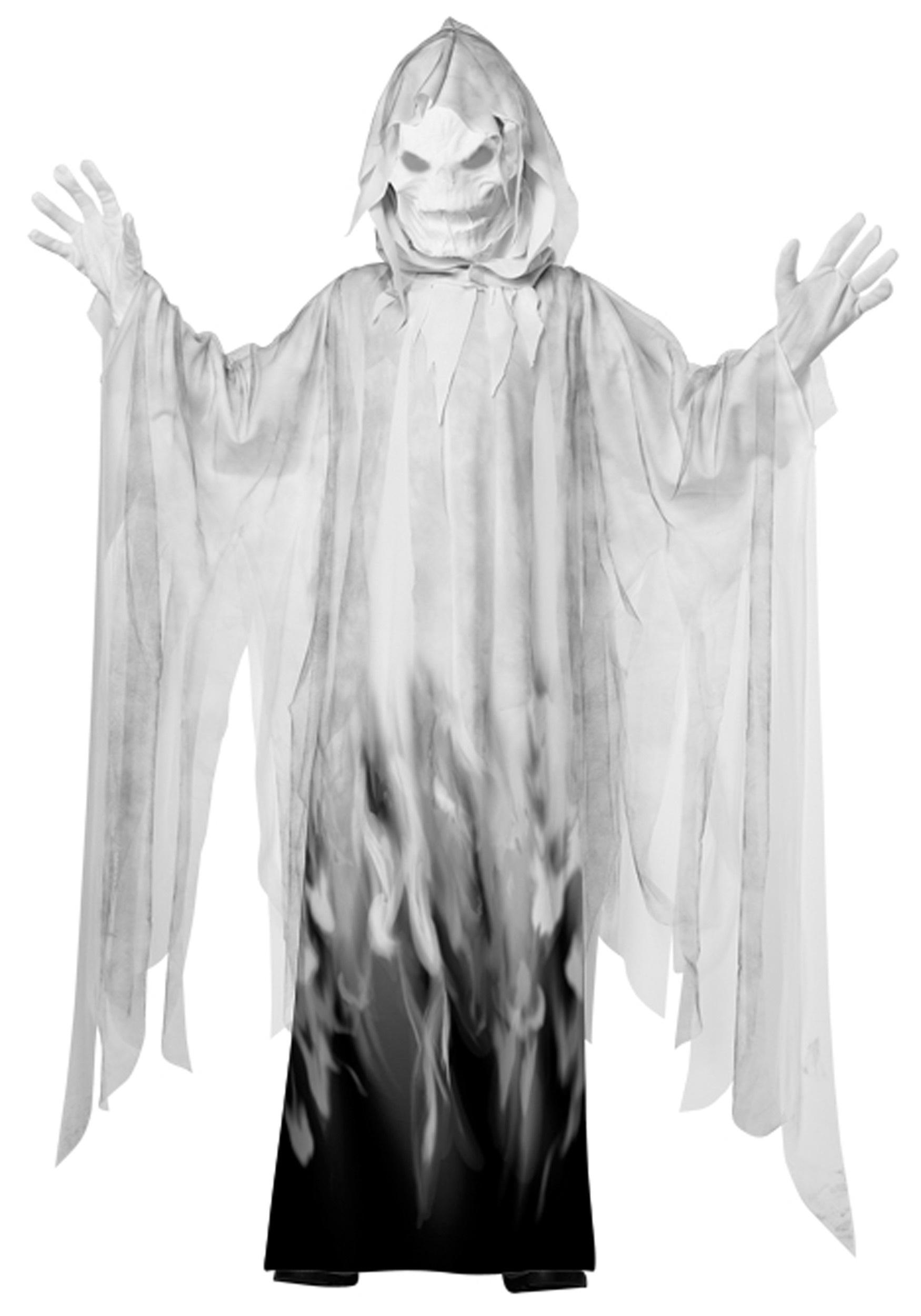 boys evil spirit costume