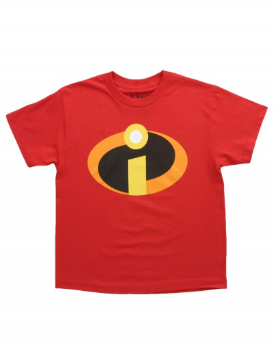 Boys Incredibles Costume TShirt, halloween costume (Boys Incredibles Costume TShirt)