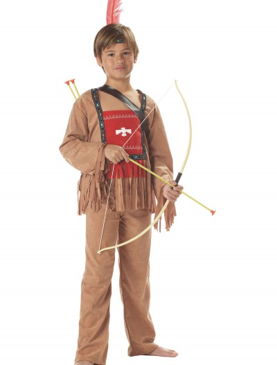 Boys Indian Costume, halloween costume (Boys Indian Costume)