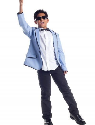 Boys Korean Pop Star Costume, halloween costume (Boys Korean Pop Star Costume)