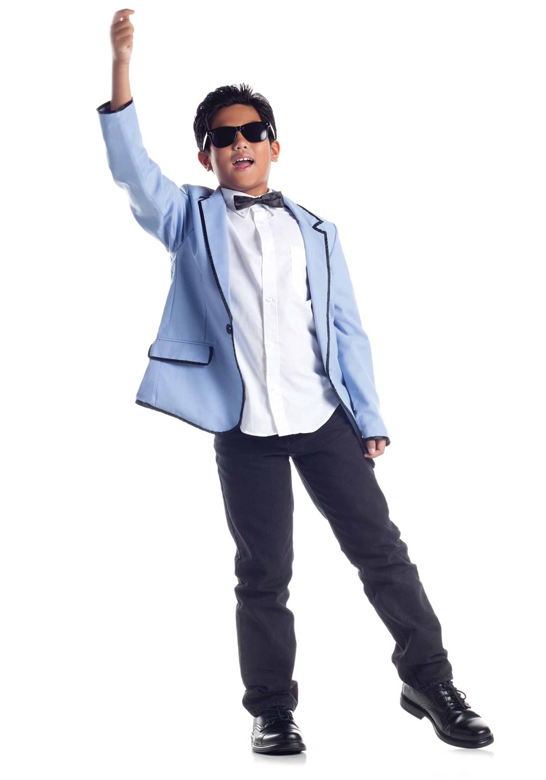Boys Korean Pop Star Costume - Halloween Costumes
