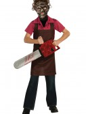 Boys Leatherface Costume, halloween costume (Boys Leatherface Costume)