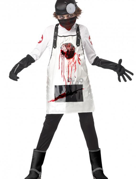 Boys Open Heart Surgeon Costume, halloween costume (Boys Open Heart Surgeon Costume)