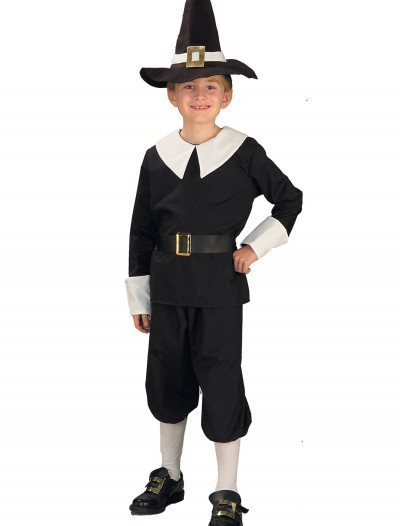 Boys Pilgrim Costume, halloween costume (Boys Pilgrim Costume)