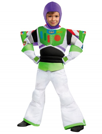Boys Prestige Buzz Lightyear Costume, halloween costume (Boys Prestige Buzz Lightyear Costume)