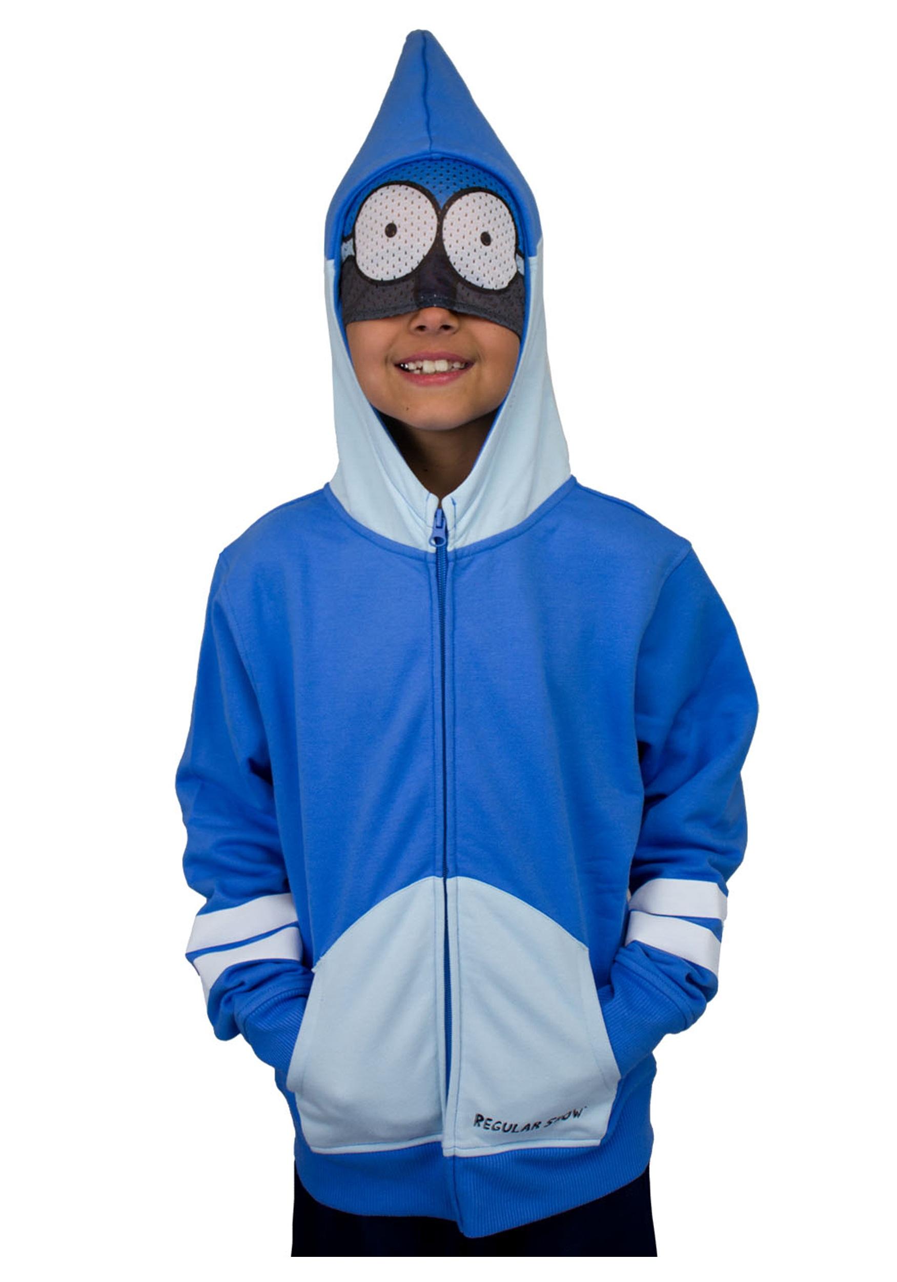 Boys costume hoodie