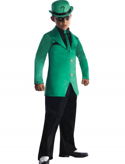 Boys Riddler Costume, halloween costume (Boys Riddler Costume)