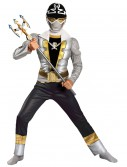 Boys SMF Silver Special Ranger Costume, halloween costume (Boys SMF Silver Special Ranger Costume)