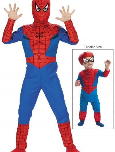 Boys Spider Man Costume, halloween costume (Boys Spider Man Costume)