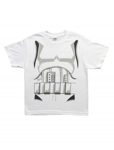 Boys Star Wars I Am Stormtrooper Costume T-Shirt, halloween costume (Boys Star Wars I Am Stormtrooper Costume T-Shirt)